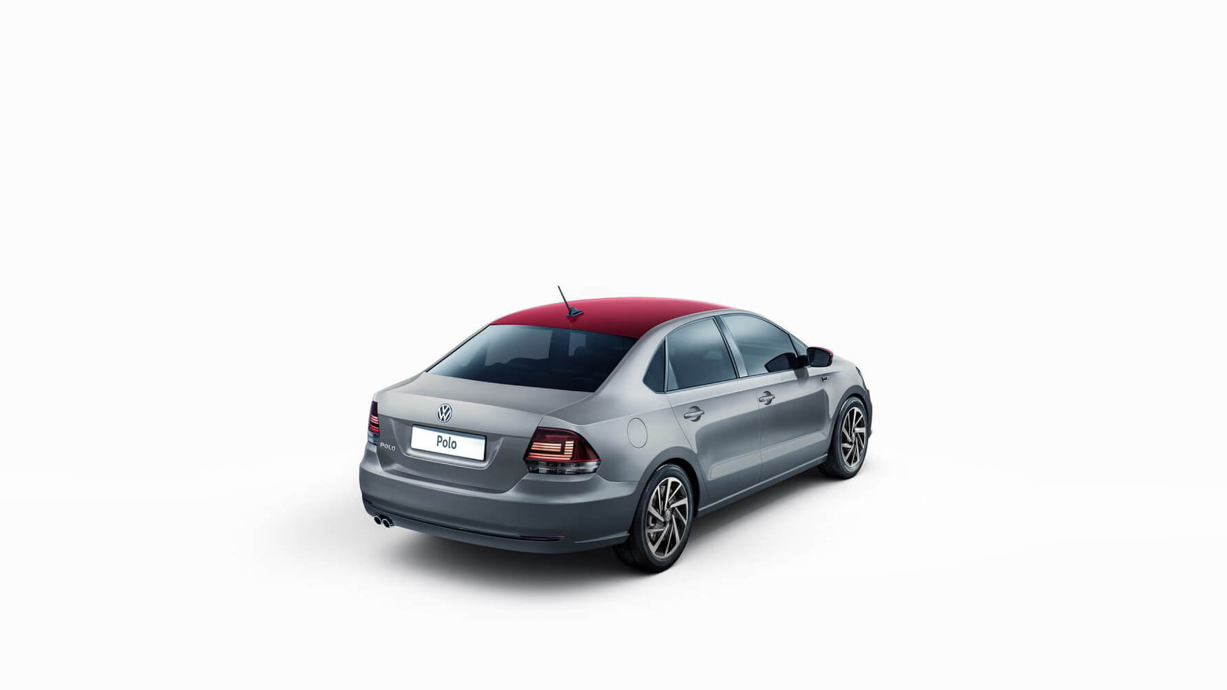 Экстерьер Volkswagen Polo JOY